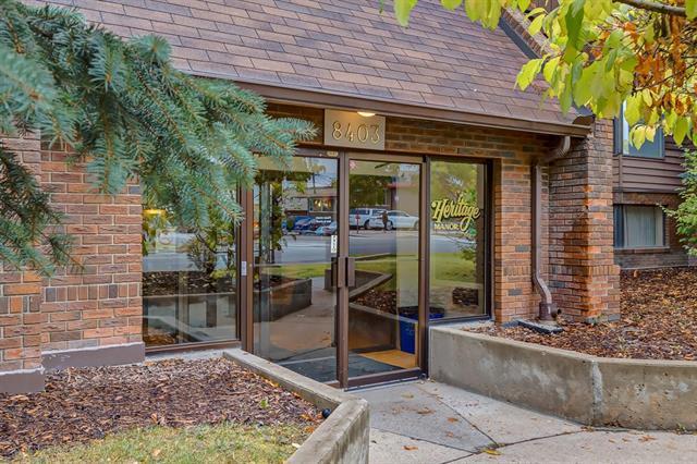 8403 Fairmount Drive SE #107, Calgary, AB T2H 0Y9 (#C4188814) :: Your Calgary Real Estate