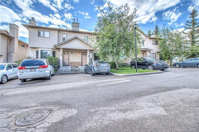 205 Christie Park Mews SW, Calgary, AB T3H 3H2 (#C4188900) :: Tonkinson Real Estate Team