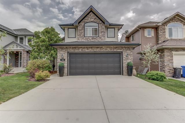 206 Crystal Green Point(E), Okotoks, AB T1S 2K7 (#C4188901) :: Calgary Homefinders
