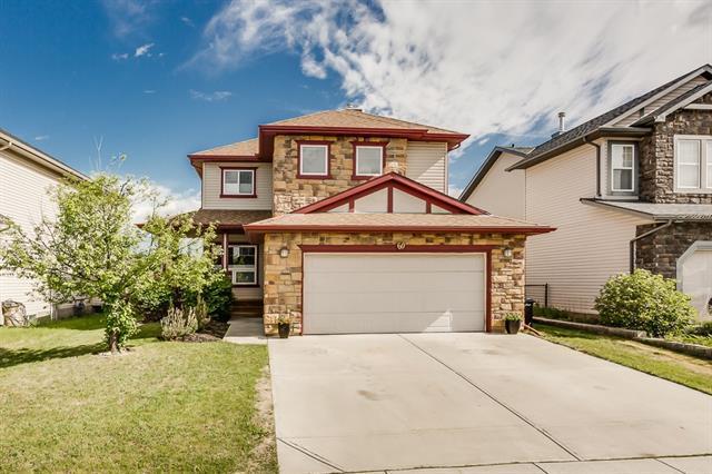 60 Crystal Green Drive, Okotoks, AB T1S 2N7 (#C4188929) :: Calgary Homefinders