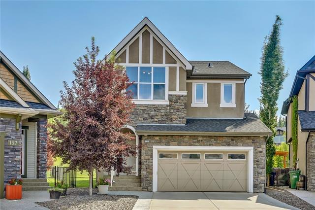 161 Valley Woods Place NW, Calgary, AB T3B 6A1 (#C4188934) :: The Cliff Stevenson Group