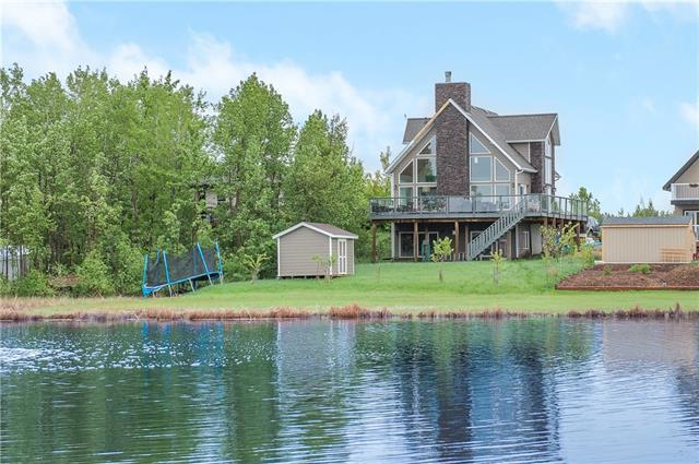 168 Buffalo Lane, Rural Stettler County, AB T0C 2L0 (#C4188941) :: The Cliff Stevenson Group