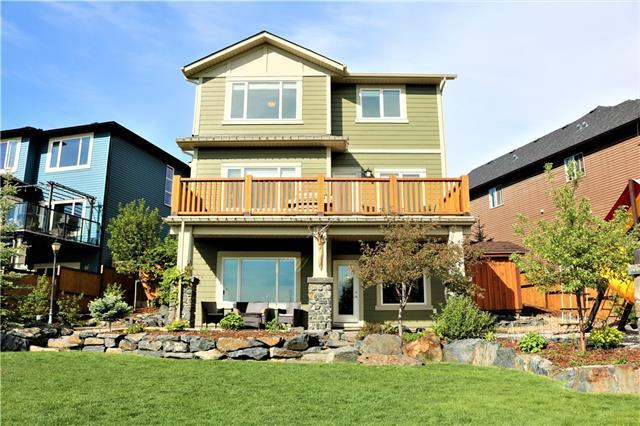 209 Jumping Pound Terrace, Cochrane, AB T4C 0K5 (#C4188956) :: Your Calgary Real Estate