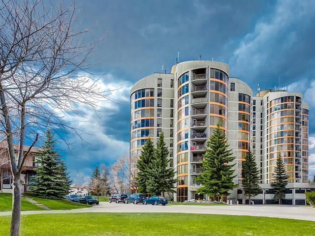 7030 Coach Hill Road SW #322, Calgary, AB T3H 1E4 (#C4189005) :: The Cliff Stevenson Group