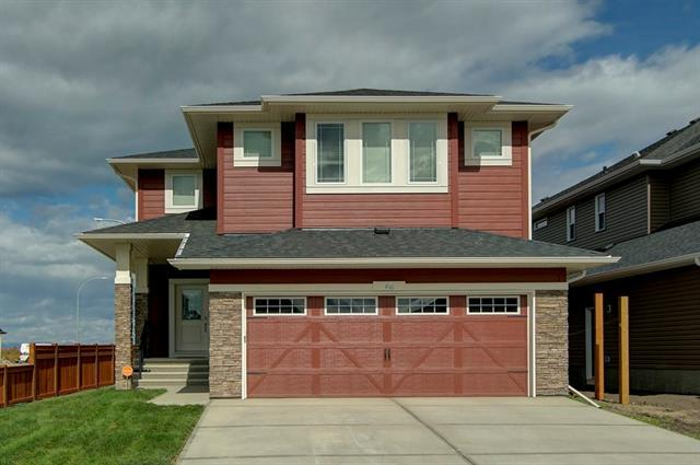 40 Banded Peak View, Okotoks, AB T1S 5P7 (#C4189025) :: The Cliff Stevenson Group