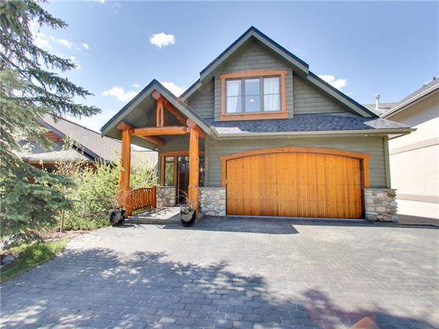 333 Eagle Heights, Canmore, AB T1W 3C9 (#C4189051) :: Canmore & Banff