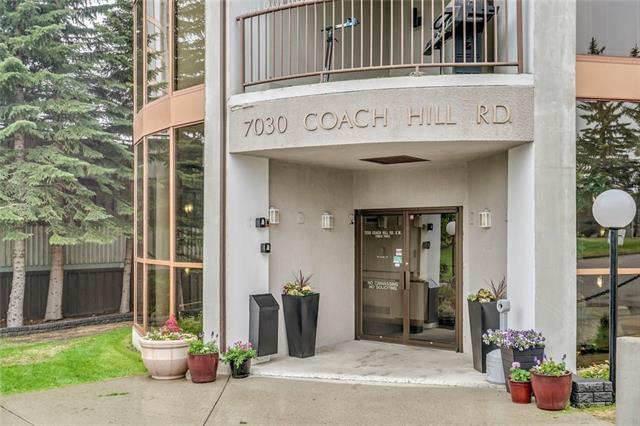 7030 Coach Hill Road SW #3152, Calgary, AB T3H 1E4 (#C4189137) :: The Cliff Stevenson Group