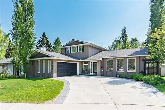 647 Willoughby Crescent SE, Calgary, AB T2J 1Z9 (#C4189148) :: Tonkinson Real Estate Team