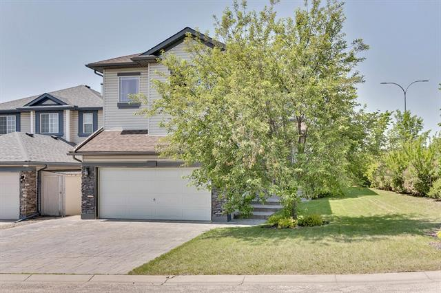 101 Crystalridge Court, Okotoks, AB T1S 1X7 (#C4189158) :: Tonkinson Real Estate Team