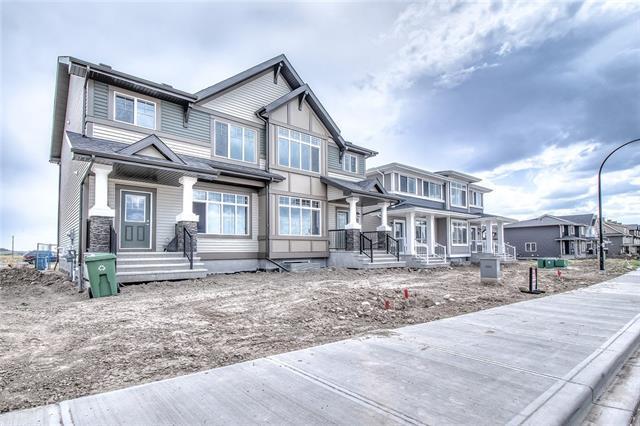 116 Heartland Boulevard, Cochrane, AB T4C 0M4 (#C4189183) :: The Cliff Stevenson Group
