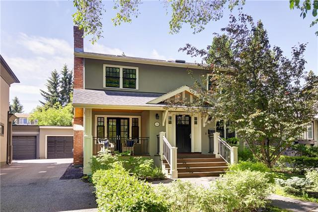 1305 Montreal Avenue SW, Calgary, AB T2T 0Z6 (#C4189217) :: Your Calgary Real Estate