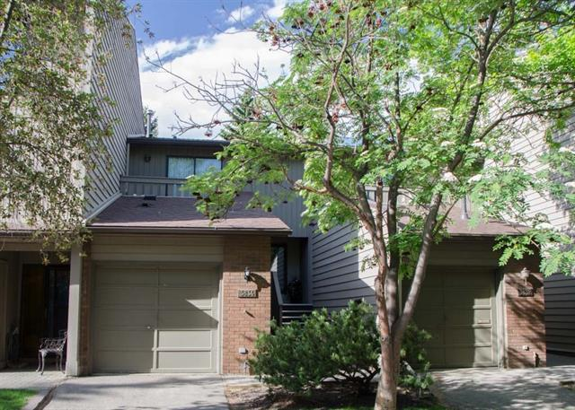 3834 Point Mckay Road NW, Calgary, AB T3B 5B8 (#C4189242) :: Tonkinson Real Estate Team