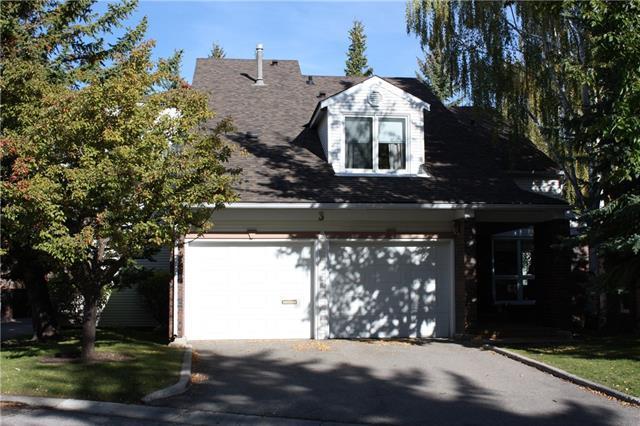 275 Woodridge Drive SW #3, Calgary, AB T2W 4S4 (#C4189274) :: The Cliff Stevenson Group