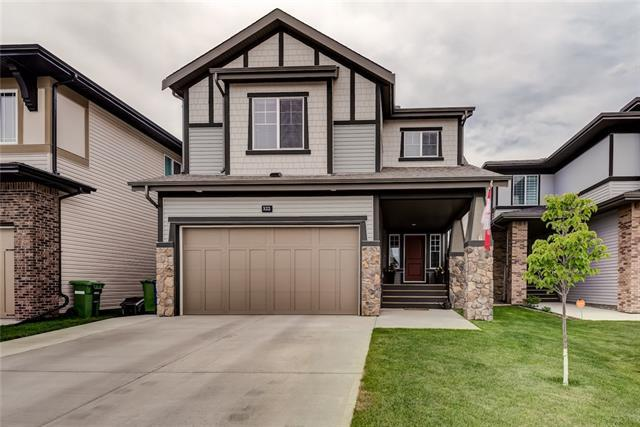 322 Reunion Green NW, Airdrie, AB T4B 3W5 (#C4189338) :: The Cliff Stevenson Group