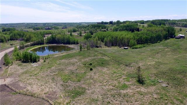 Lot 4 Big Hill Springs Meadow, Rural Rocky View County, AB T4C 0E5 (#C4189391) :: The Cliff Stevenson Group