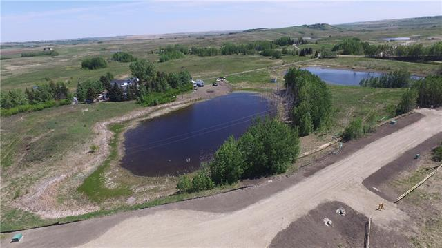 Lot 2 Big Hill Springs Meadow, Rural Rocky View County, AB T4C 0E5 (#C4189399) :: The Cliff Stevenson Group