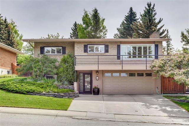 64 Clarendon Road NW, Calgary, AB T2L 0P3 (#C4189403) :: The Cliff Stevenson Group