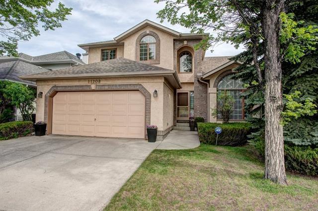 11208 Valley Ridge Drive NW, Calgary, AB T3B 5L8 (#C4189453) :: The Cliff Stevenson Group