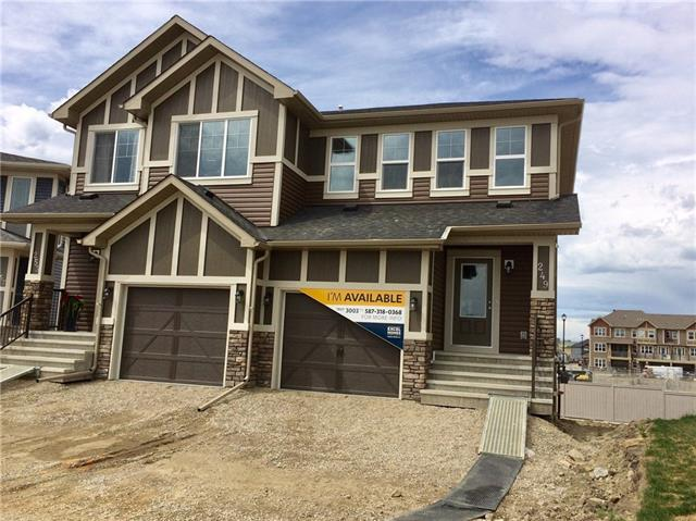 249 Hillcrest Road SW, Airdrie, AB T4B 4J8 (#C4189470) :: The Cliff Stevenson Group