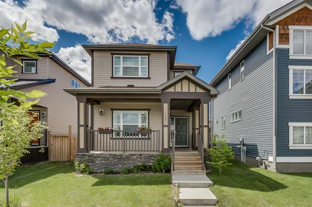 2591 Reunion Square NW, Airdrie, AB T4B 0Z5 (#C4189501) :: The Cliff Stevenson Group