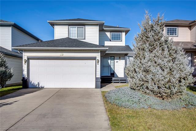 69 Harvest Creek Close NE, Calgary, AB T3K 4P7 (#C4189556) :: Your Calgary Real Estate