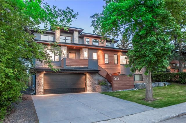 815 Crescent Boulevard SW, Calgary, AB T2S 1L3 (#C4189563) :: Tonkinson Real Estate Team