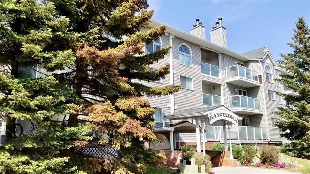 1528 11 Avenue SW #212, Calgary, AB T3C 0M9 (#C4189576) :: Redline Real Estate Group Inc