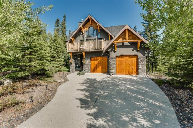 140 Caffaro Court, Canmore, AB T1W 3G4 (#C4189579) :: Canmore & Banff