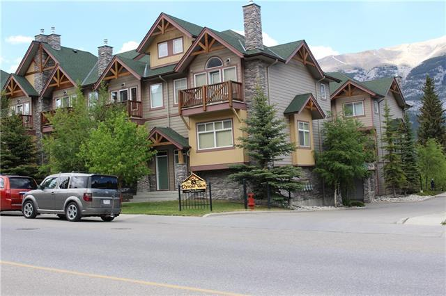 85 Dyrgas Gate #503, Canmore, AB T1W 3L1 (#C4189587) :: Canmore & Banff