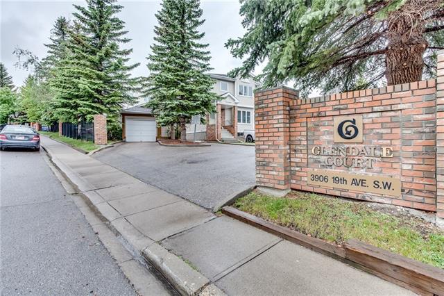 3906 19 Avenue SW #9, Calgary, AB T3E 7E7 (#C4189647) :: The Cliff Stevenson Group