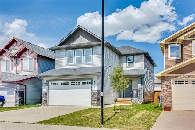 44 Baywater Court SW, Airdrie, AB T4B 0A9 (#C4189742) :: Your Calgary Real Estate