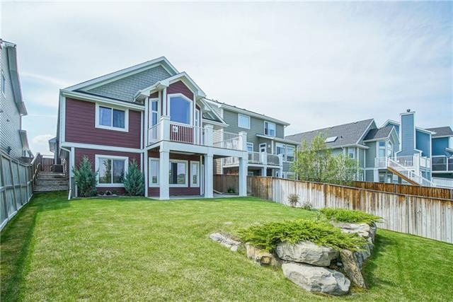 258 Ridge View Green, Cochrane, AB T4C 0H8 (#C4189763) :: The Cliff Stevenson Group