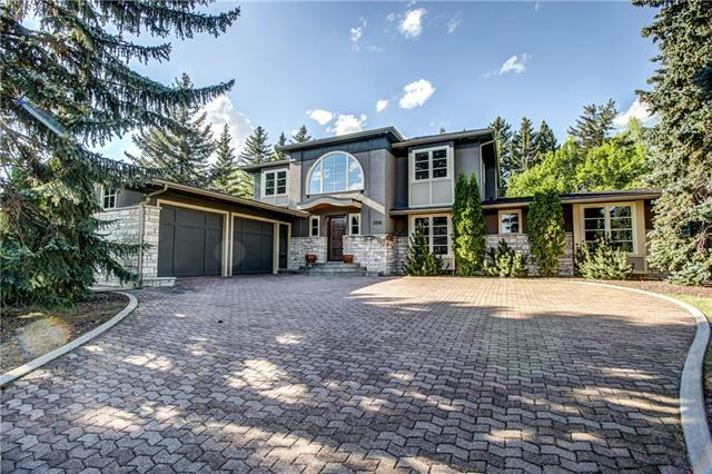 1216 Belavista Crescent SW, Calgary, AB T2V 2B1 (#C4189819) :: The Cliff Stevenson Group