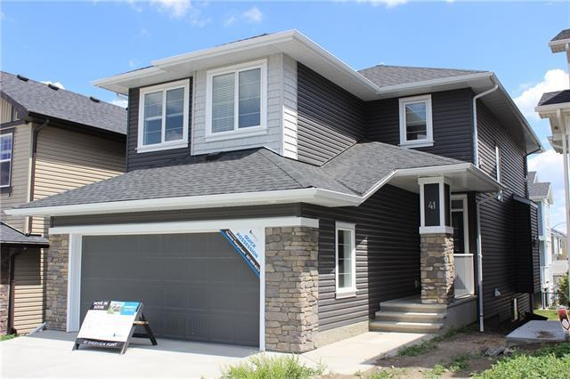 41 Sherview Point(E) NW, Calgary, AB T3R 0Y6 (#C4189831) :: Redline Real Estate Group Inc