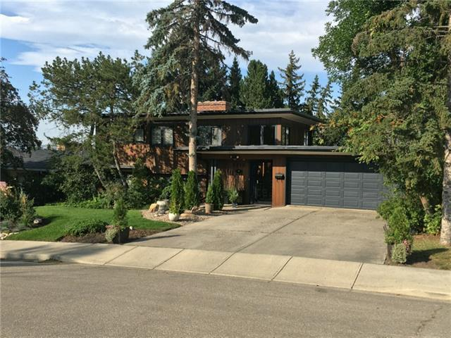 2316 Sunset Avenue SW, Calgary, AB T3C 2M8 (#C4189894) :: The Cliff Stevenson Group
