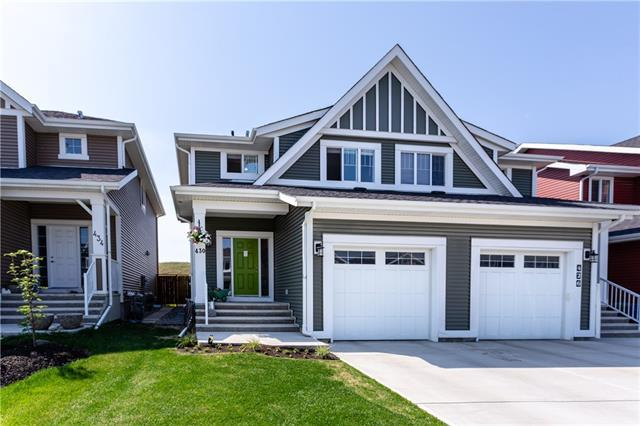 430 River Heights Crescent, Cochrane, AB T4C 2A4 (#C4189900) :: The Cliff Stevenson Group