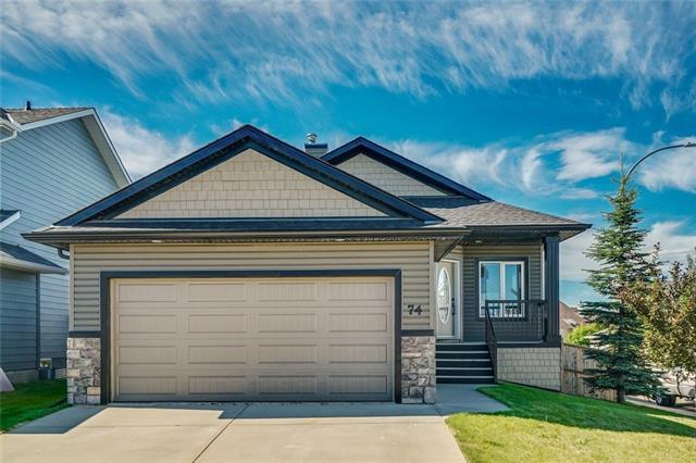 74 Thornfield Close SE, Airdrie, AB T4A 2K7 (#C4190019) :: The Cliff Stevenson Group