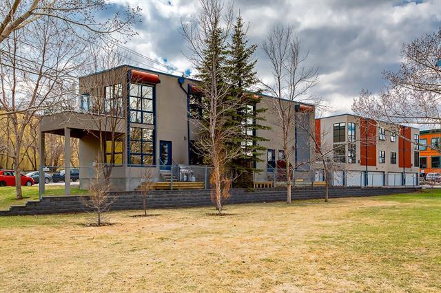1212 13 Street SE #302, Calgary, AB T2G 5R3 (#C4190036) :: The Cliff Stevenson Group