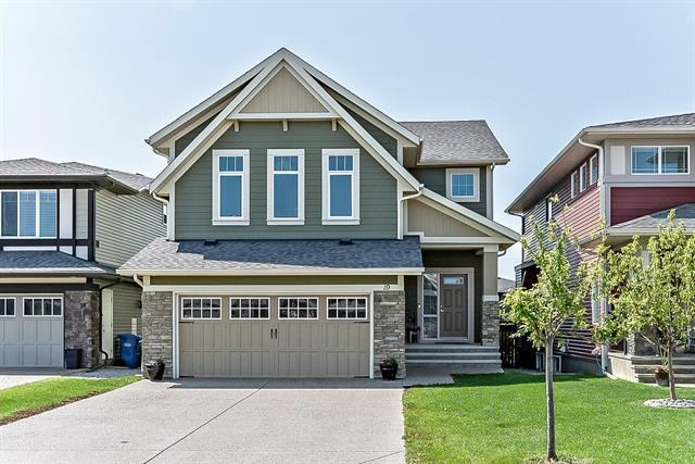 19 Storm Mountain Place, Okotoks, AB T1S 0L6 (#C4190062) :: The Cliff Stevenson Group