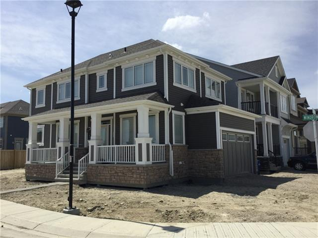 210 Windrow Crescent, Airdrie, AB T4B 4K4 (#C4190114) :: Calgary Homefinders