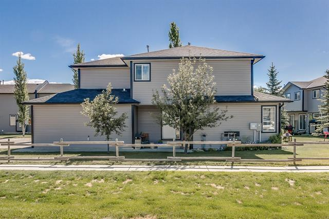 102 Canoe Square SW #45, Airdrie, AB T4B 2Z1 (#C4190129) :: The Cliff Stevenson Group
