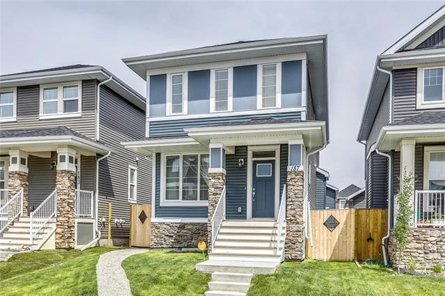 187 River Heights Green, Cochrane, AB T4C 0S3 (#C4190149) :: The Cliff Stevenson Group