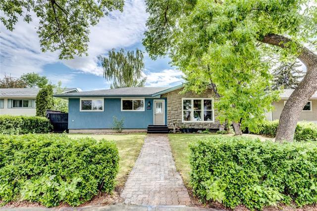 358 Ashley Crescent SE, Calgary, AB T2H 1T7 (#C4190174) :: Your Calgary Real Estate