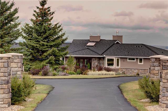 266061 24 Street W, Rural Foothills M.D., AB T1S 1A2 (#C4190217) :: Tonkinson Real Estate Team