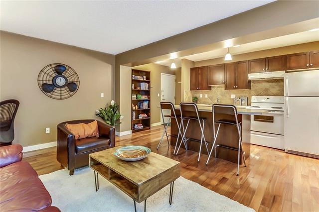 1836 12 Avenue SW #102, Calgary, AB T3C 0R6 (#C4190230) :: Redline Real Estate Group Inc