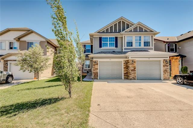 146 Canals Circle SW, Airdrie, AB T4B 3E9 (#C4190239) :: The Cliff Stevenson Group