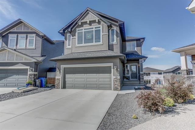 25 Cimarron Springs Court, Okotoks, AB T1S 0M1 (#C4190244) :: Redline Real Estate Group Inc