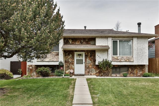 884 Abbeydale Drive NE, Calgary, AB T2A 5Y1 (#C4190254) :: The Cliff Stevenson Group