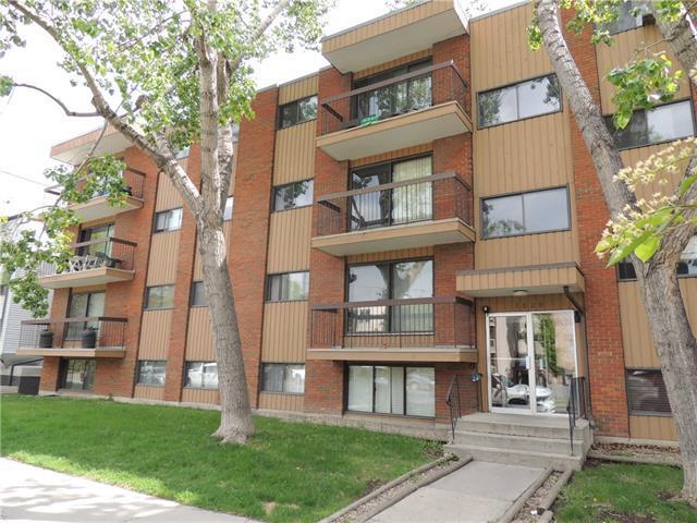 1829 11 Avenue SW #402, Calgary, AB T3C 0N2 (#C4190261) :: Redline Real Estate Group Inc