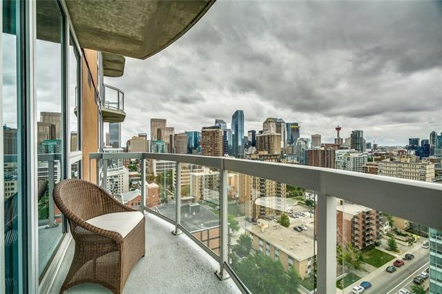 817 15 Avenue SW #1701, Calgary, AB T2R 0H8 (#C4190334) :: The Cliff Stevenson Group